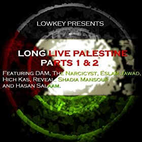 Long Live Palestine Parts 1 & 2