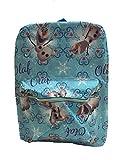 """Disney Frozen Olaf School 16"""" Backpack(light Blue)"""