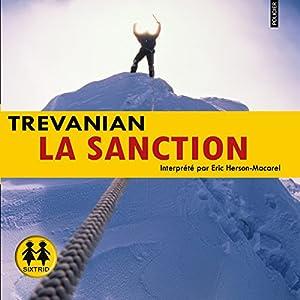 La sanction | Livre audio