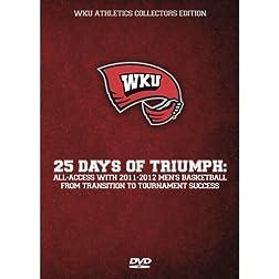 WKU: 25 Days of Triumph