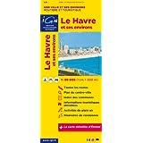88401 le Havre et Ses Environs 1/80.000