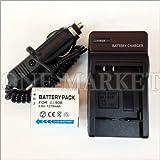 【 バッテリー + DC16充電器 セット 】 OLYMPUS LI-90B 互換 バッテリー + 汎用 充電器 Tough TG-1 / STYLUS TG-2 Tough XZ-2 SH-50 対応