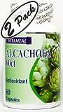 Artichoke WEIGHT LOSS Fat Burner Cholesterol Cleanser ANTIOXIDANT Alcachofa 2-PACK