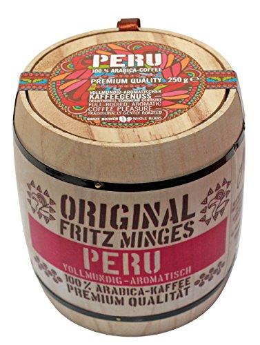 Peru Hochland Arabica Im Holzfass, 2er Pack (2 x 250 g)