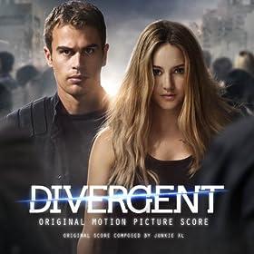Divergent: Original Motion Picture Score [+digital booklet]