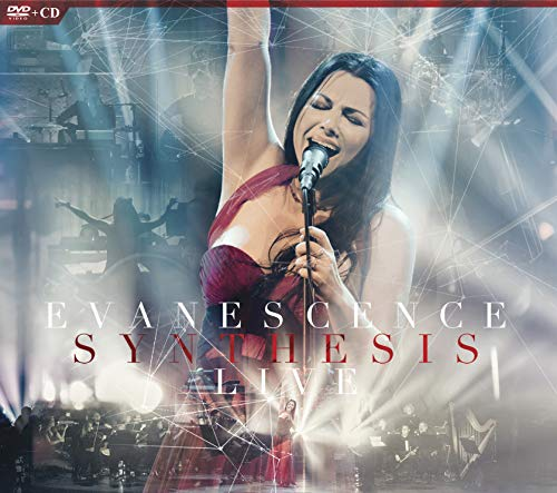 CD : Evanescence - Synthesis Live (With DVD, Digipack Packaging)
