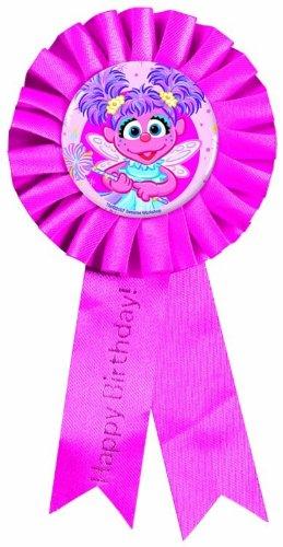 Abby Cadabby Award Ribbon - Each