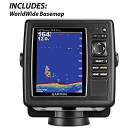 Garmin GPSMAP® 527xs Chartplotter/Fishfinder w/o Transducer