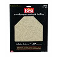 Ali Ind.330183Do it Best Aluminum Oxide Sandpaper-COARSE SANDPAPER