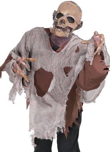Teen Monster Mummy Halloween Costume (Size: Teen 13-18)