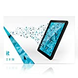 """Lightning Deal 70% off - it® Latest British 7"""" Tablet PC, Octa core GPU with Fast Quad Core Processor, Premium Quality Android KitKat 4.4, HD Display 1024*600 Crystal Multi-Touch Screen. Bluetooth, WIFI, USB, 3G, 2MP Dual Camera, 8GB Internal Storage, 32GB SD Card Slot, 1GB Ram, Google Playstore Preloaded, Supports 3D Games, Applications, Music - Extended Battery Life - UK Best Selling Brand, Sleek Design -Blue"""
