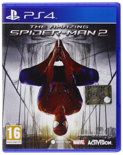 GIOCO PS4 SPIDERMAN THE