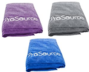 "ProSource Microfiber Yoga Towel 68"" x 24"" from ProSource"