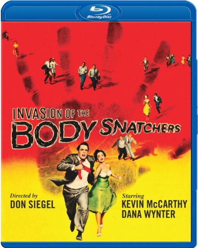 Cover art for  Invasion of the Body Snatchers [Blu-ray]