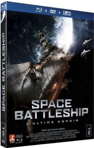 Space Battleship (L'ultime Espoir)+ Dvd + Copie Digitale