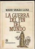 Image of La guerra del fin del mundo, 1ra. edicion (Spanish Edition) (Biblioteca breve)
