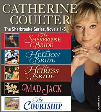 Catherine Coulter The Sherbrooke Series Novels 1-5 - Kindle edition by Catherine Coulter