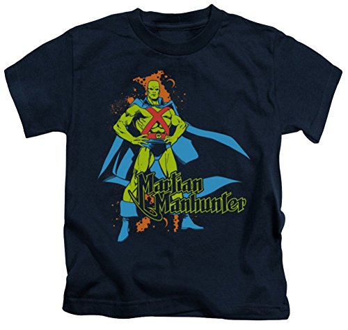 Martian Manhunter Logo Juvy T-Shirt