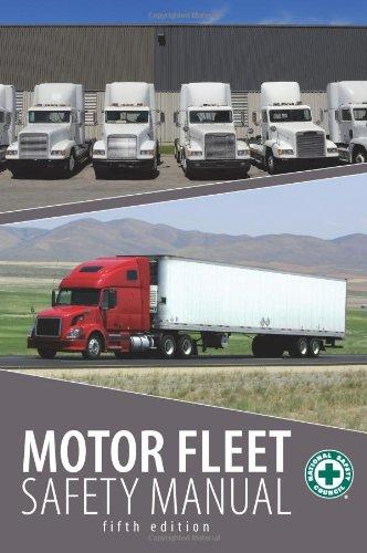 motor fleet safety manual 5th edition health beauty