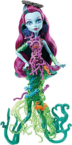 Monster High DHB48   - Tuffo Negli Abissi Posea Reef, Multicolore
