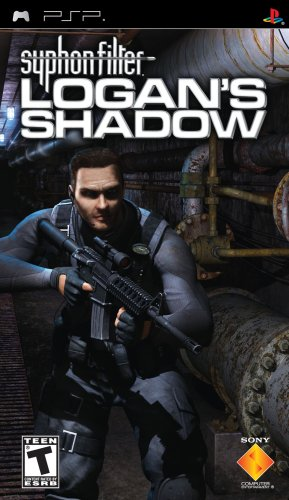 Syphon Filter: Logan'S Shadow - Sony Psp front-579788