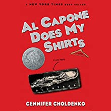 Al Capone Does My Shirts Audiobook by Gennifer Choldenko Narrated by Kirby Heyborne