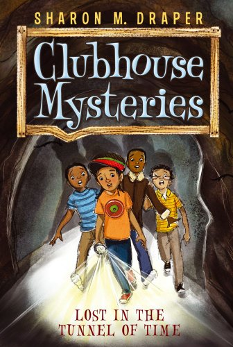 Lost In The Tunnel Of Time (Clubhouse Mysteries) front-589350