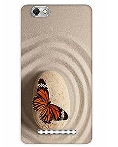 Lenovo Vibe C A2020 Back Cover Designer Hard Case Printed Cover
