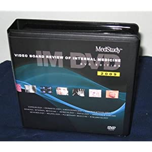 Medstudy 2011 Video Board  of Internal Medicine DVD see it 51LCK%2B3KPeL._SL500_AA300_