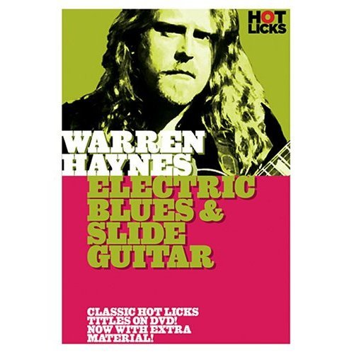 Warren Haynes: Electric Blues & Slide Guitar