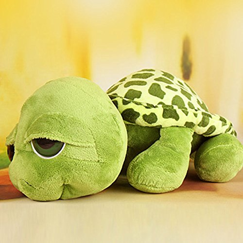 Stuffed Turtle - Plush Animal That's Suitable For Babies and Children - Perfect Birthday Gifts - Toy Doll for Baby, Kids and Toddlers (Jelly At Lamb compare prices)