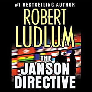 The Janson Directive Audiobook