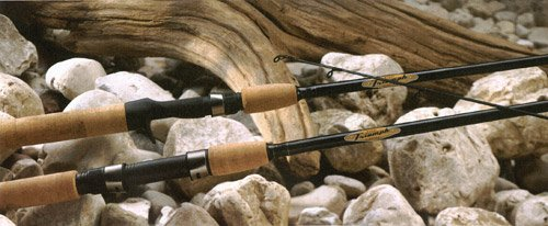St Croix Triumph Spinning Rod (5', Ultra-Light, Mod.) - TRS50ULM