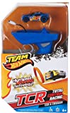 Mattel Hot Wheels Team Total Control Racing Car Charger Torque Twister, 2 Vehicle