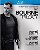 The Bourne Trilogy: The Bourne Identity/ The Bourne Supremacy/ The Bourne Ultimatum [Blu-ray] (Bilingual)