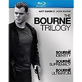 The Bourne Trilogy (The Bourne Identity / The Bourne Supremacy / The Bourne Ultimatum) [Blu-ray] ~ Matt Damon