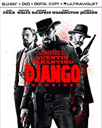 Django Unchained (Two-Disc Combo Pack: Blu-ray + DVD + Digital Copy + UltraViolet)