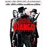 Django Unchained (Blu-ray + DVD + Digital Copy + UltraViolet) ~ Jamie Foxx