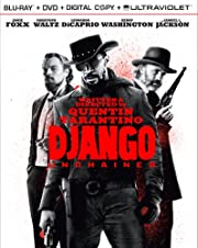 Django Unchained [Blu-ray] [Import]