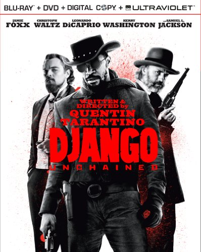 Django Unchained (Blu-ray + DVD + Digital Copy