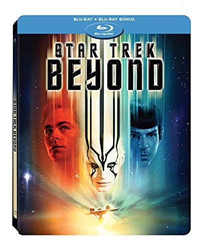 Star Trek Sans Limite [Steelbook Edition Limitée - Exclusivité Amazon] [Blu-ray]