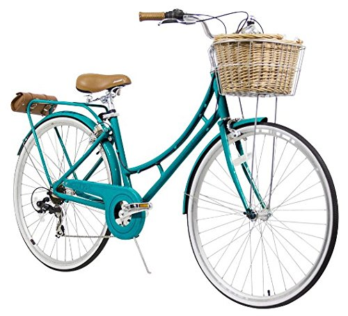 Women's Nadine 7-Speed Cruiser Bike, Teal