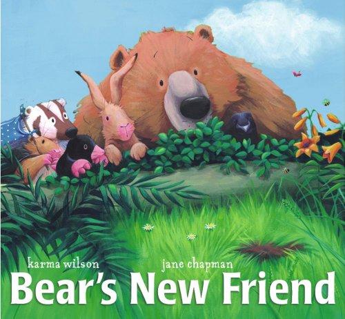 Bear's New Friend (The Bear Books) - Karma Wilson