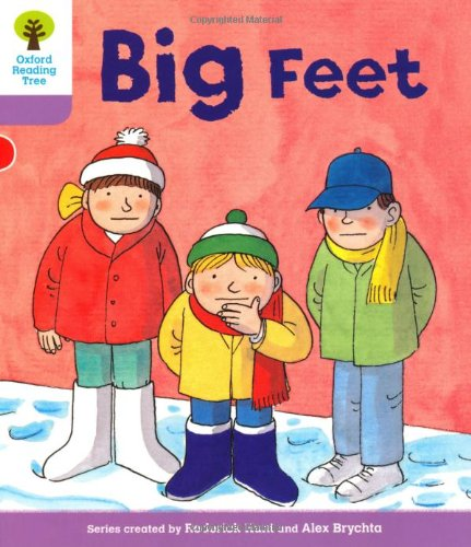 Big Feet. Roderick Hunt, Gill Howell