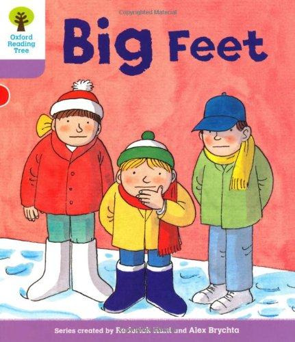 Big Feet. Roderick Hunt, Gill Howell