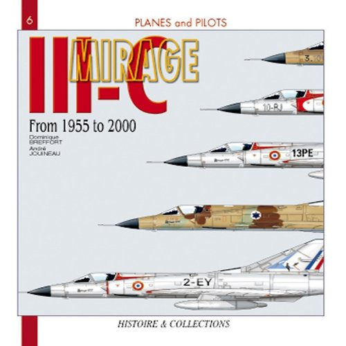 The Mirage III: Mirage 5, 50 and Derivatives (Planes and Pilots)