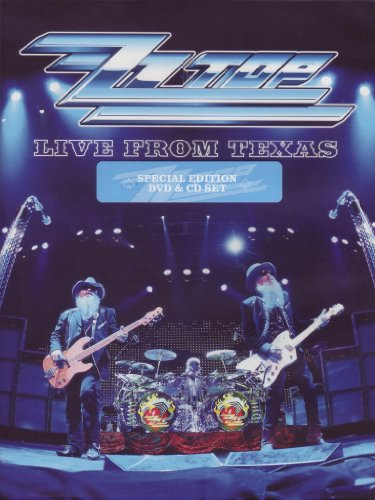 ZZ Top - Live from Texas(special edition) (+CD)