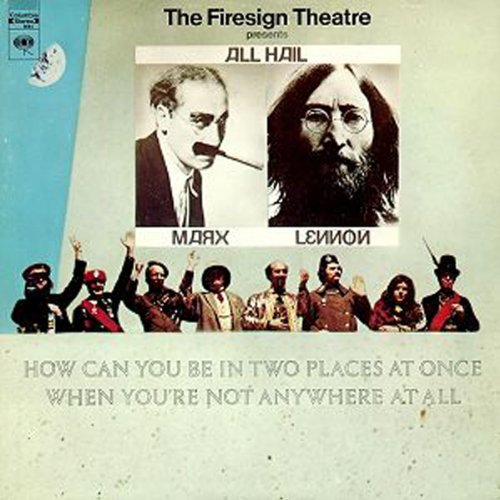 The Firesign Theatre: How Can You Be Two Places At Once When You'Re Not Anywhere At All (Gatefold Cover) [Vinyl Lp] [Stereo]
