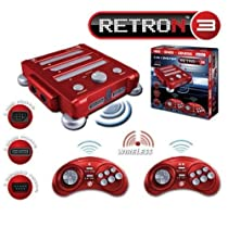 NES/SNES/GENESIS互換機 RETRON3 並行輸入