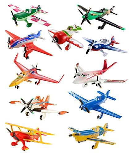 [Disney Planes Diecast Plane Collection, 11-Pack] (El Chupacabra Planes Costume)